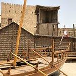 Foto van Dubai Museum
