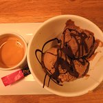 Affogato: Café renversédans glaces artisanales.