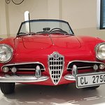 Bild från Motormuseet i Franschhoek