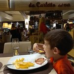 Foto de Ristorante Pizzeria Holiday da Carletto