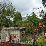 The gardens Balliol