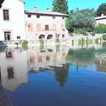 Photo de Terme Bagno Vignoni