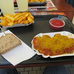 My Currywurst Foto