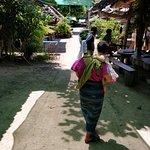 ภาพถ่ายของ หมู่บ้านกระเหรี่ยงคอยาว