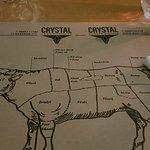 Φωτογραφία: Crystal Steak House