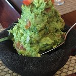 We asked for the Guacamole to be made spicy, and our tongues and lips were tingling.