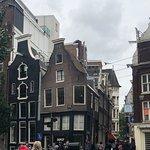 """La """"dinámica"""" de las casas de Ámsterdam"""