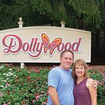 Entrance into Dollywood