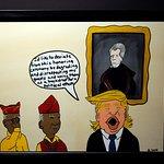 Cate' political cartoon