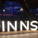 Finns at night