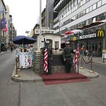 Photo of Checkpoint Charlie