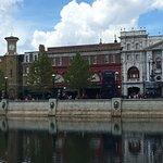 London from Simpsonsland