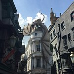 The Streets in the Harry Potter area