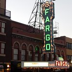This is a great Photo Op of a Fargo landmark. We enjoyed the walk of the historical section of F