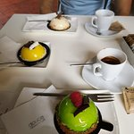 Foto de Douce Patisserie Cafe