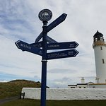 Foto van Mull of Galloway Lighthouse