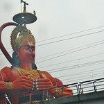 Hanuman Temple / Statueの写真
