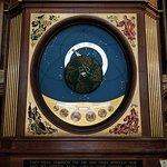 Astronomical clock York Minster