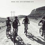 Shredding the trails of Moab
