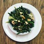 Roast Broccoli & Bean Salad