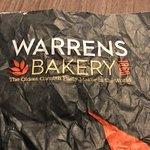 Bilde fra Warrens Bakery