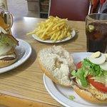 Foto van Burger Paco