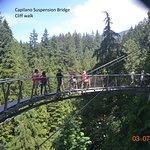 Foto de Puente Colgante y Parque Capilano