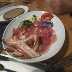 Smoked Ham Plate