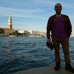 Me at the Punta della Dogana.