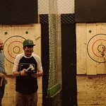 Photo de BATL - The Backyard Axe Throwing League