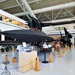 Real SR-71 Blackbird...nough said!