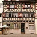 Foto van Stein am Rhein Old City