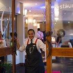 V Restaurant at Sofitel Fiji Resort