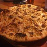 Chicken Parmesan Pizza!