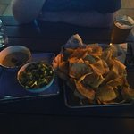 LOOK AT ALL THOSE CHIPS ARE YOU JOKING?!?! The dream. The literal dream.