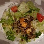 House Salad with Homemade Italian Dressing