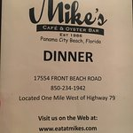 Foto de Mike's Cafe and Oyster Bar
