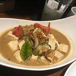 A Balinese tofu dish. Very tasty