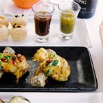 Dakhni & Chicken Seekh