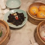Buns, dumplings and black fungus