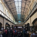 (9/15/2018) our visit to the Ferry Building Market