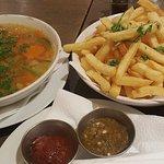 Billede af Hummusbar