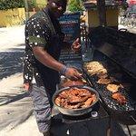 Bild från Chef Kareem's UnBelizeable Lunch