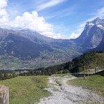 Grosse Scheidegg Foto