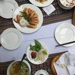 Foto van Cham Garden Restaurant