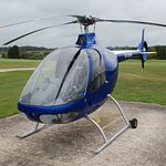 Guimbal Cabri G2 at EBG Helicopters