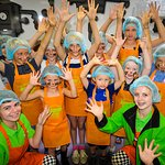 The Chocolate Factory fényképe