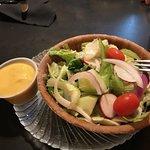side salad $1.50