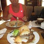 Roast beef & stilton Ciabatta