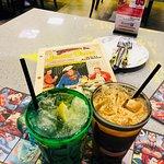 ภาพถ่ายของ DC Super Heroes Cafe